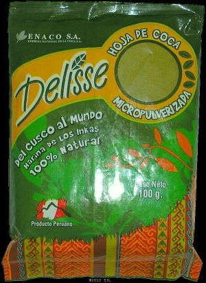 Buy Coca Leaf Flour