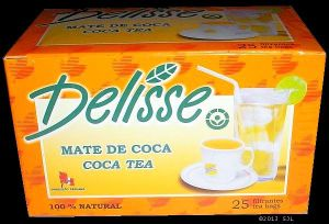 Buy Delisse Coca Tea Bags